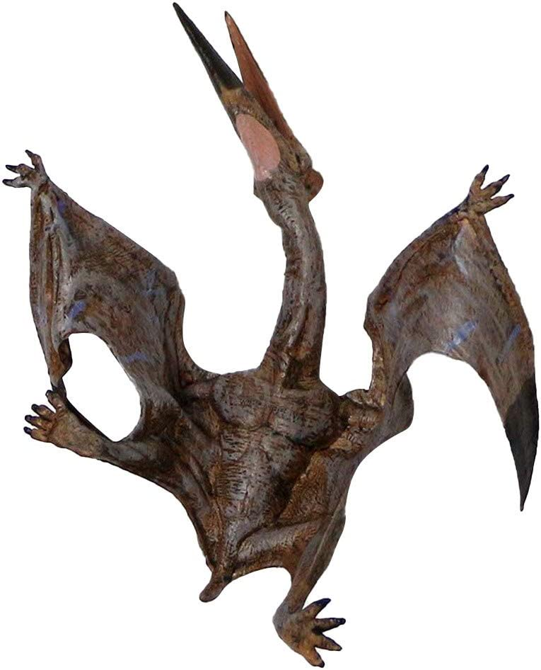 Solid Plastic High Simulation Pterosaur Dinosaur Dino Toy for Boys and Girls