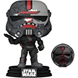 Funko Pop and Pin! Star Wars: Bad Batch - Hunter (Kamino) Across The Galaxy, Amazon Exclusive