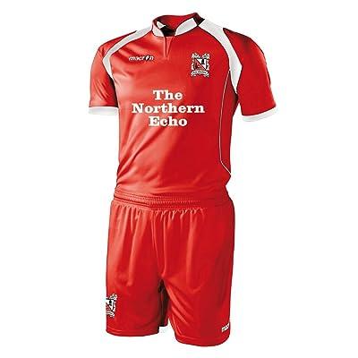 2012-13 Darlington Away Shirt (with free shorts) - Kids