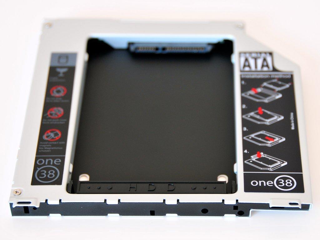 2nd HDD/SSD Caddy für Apple MacBook & Macbook: Amazon.de: Computer ...