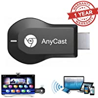 Enraciner Anycast Wireless WiFi Display Dongle for Tv, Laptop, Desktop and Latest Smartphones