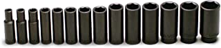 product image for Wright Tool 407 14-Piece 6-Point Deep Impact Socket Set