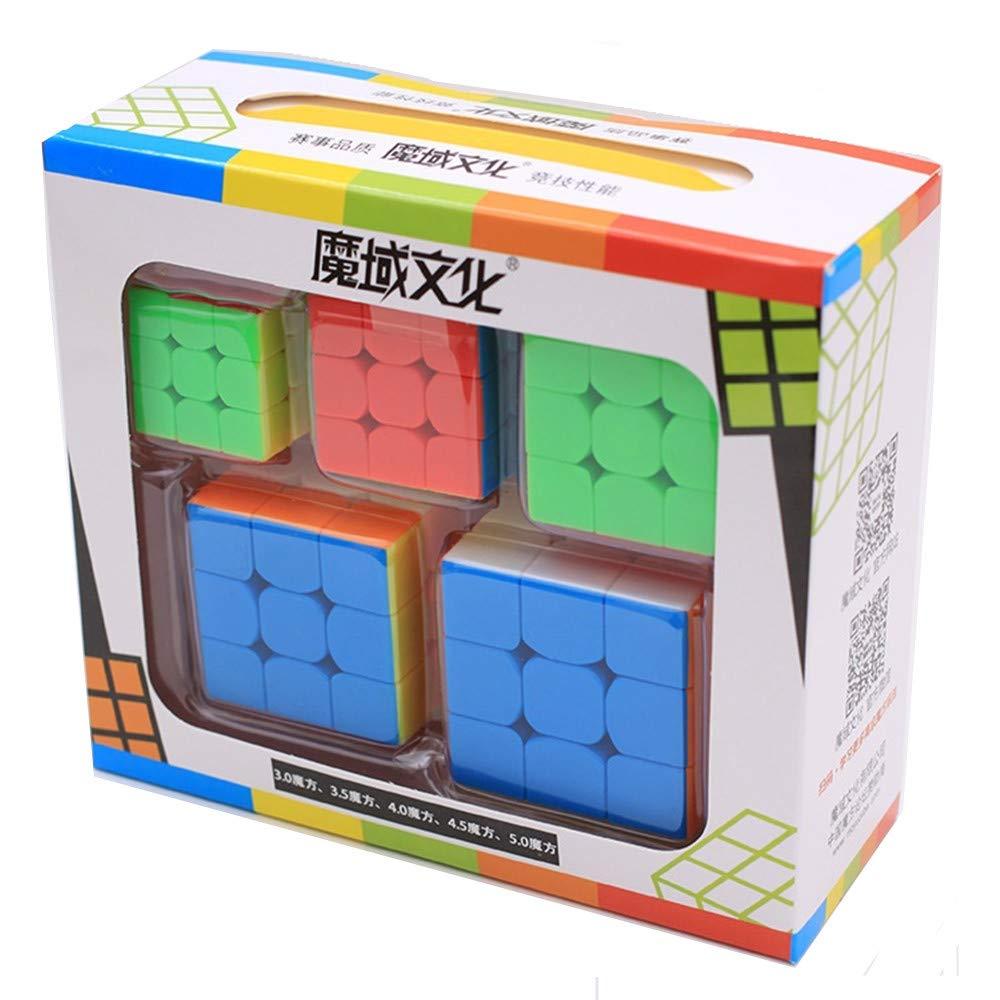 MoYu Mofang Jiaoshi MFJS Cube Cubing Classroom 5 Pack ...