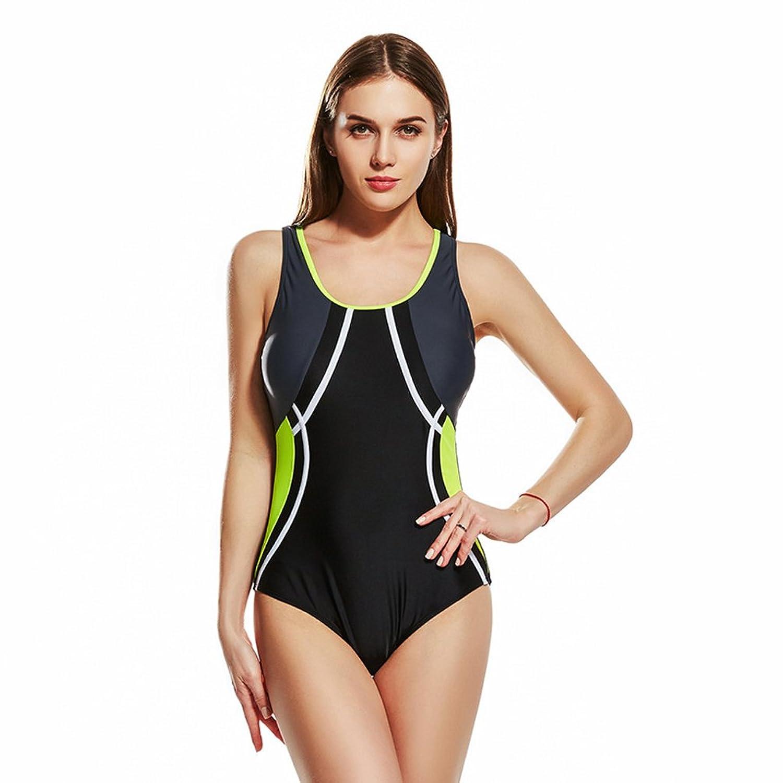 new concept c6f62 e7cdf Damen Schwimmanzug,TieNew Badeanzug Sportbadeanzug ...