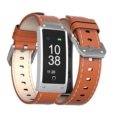 GXY Pulsera Inteligente Bluetooth Reloj Deportivo Pantalla Táctil Identificador De Llamadas Pulsera De Presión Arterial Pulsera