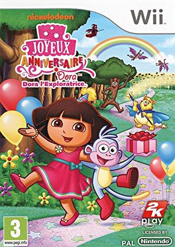 Dora the Explorer: Dora's Big Birthday Adventure - Nintendo Wii [Nintendo Wii]