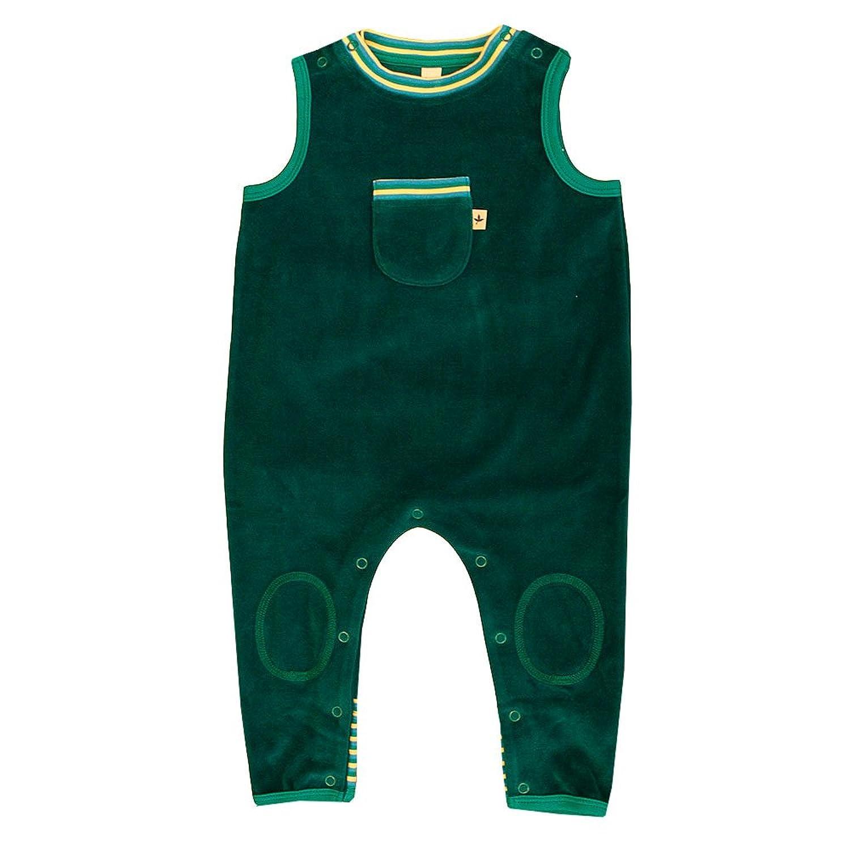 Leela Cotton Baby Nicky-Strampler ohne Fuß Bio-Baumwolle