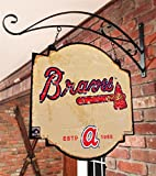 MLB Atlanta Braves Tavern Sign, One Size, Blue