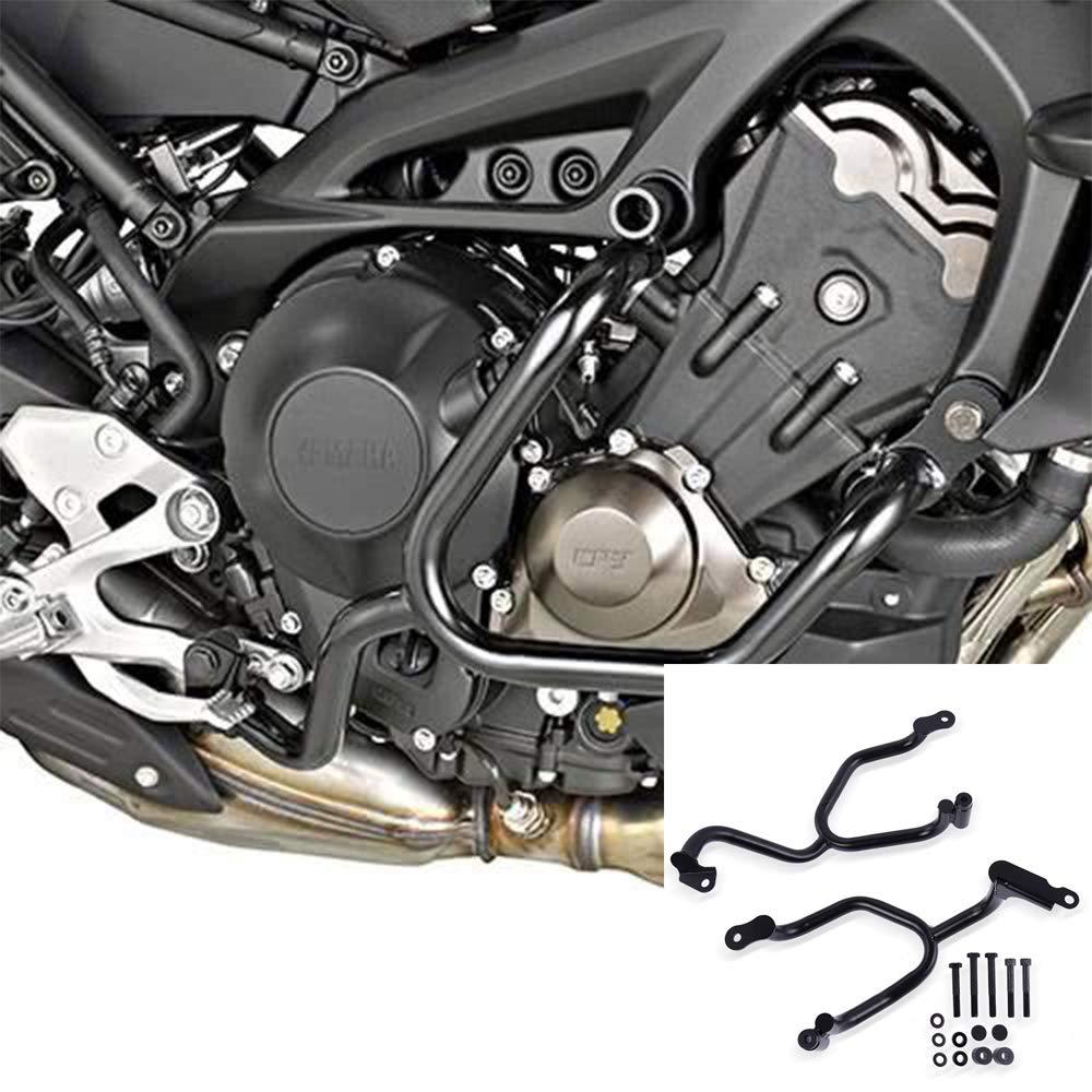 XX eCommerce Motorcycle Motorbike Frame Engine Guard Crankcase Crash Bar Protector for Yamaha MT-09 2017-2018 17 18