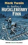 The Adventures of Huckleberry Finn (Dover Children's Evergreen Classics)