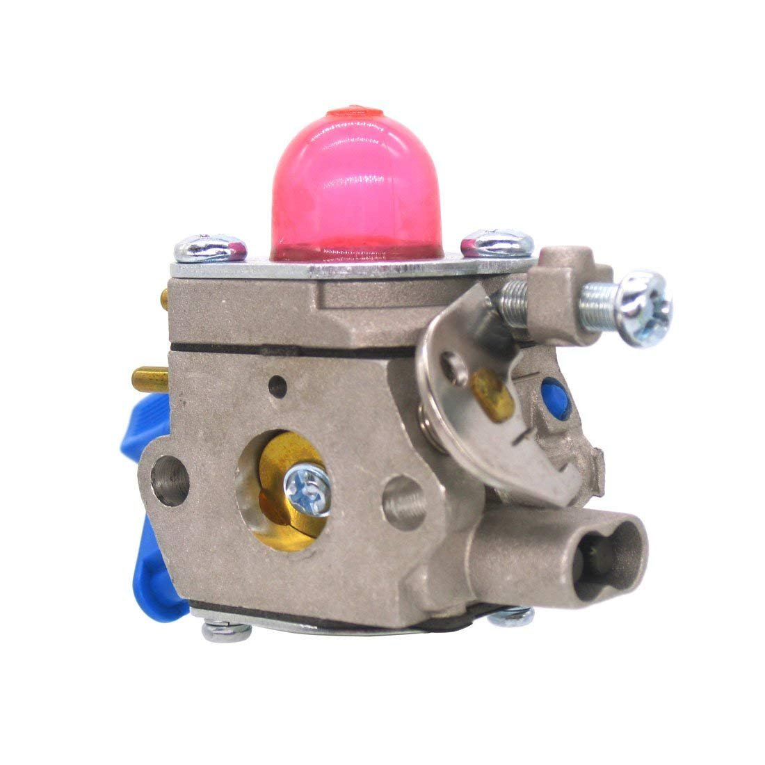 Xiscose Carburetor With Air Filter Spark Plug Fuel Filter Repower