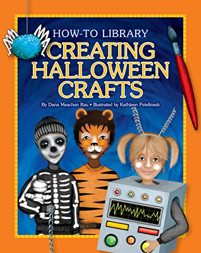 Creating Halloween Crafts (How-to Library)