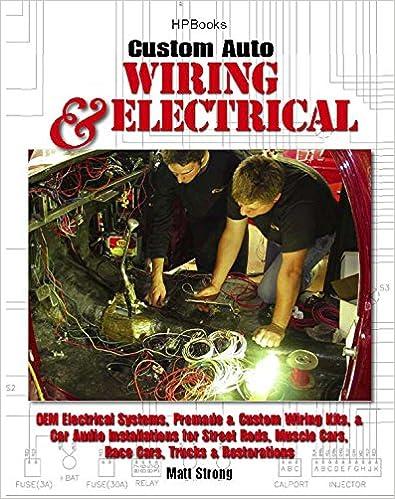 Stupendous Custom Auto Wiring Electrical Hp1545 Oem Electrical Systems Wiring Cloud Battdienstapotheekhoekschewaardnl