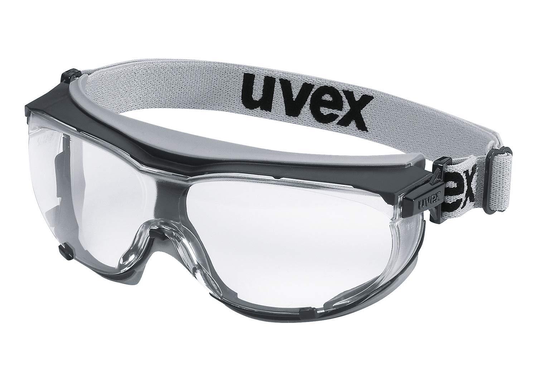 Uvex Carbonvision Gafas de Seguridad - Protección Laboral - Antiarañazos y Antivaho