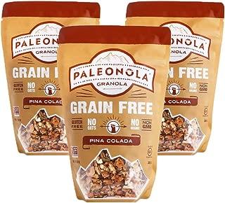 product image for Paleonola Pina Colada Grain Free Granola   Gluten Free, Non-GMO, Dairy Free, No Refined Sugars, 10 Oz Bags (3 Pack)