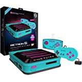 Hyperkin RetroN 5: HD Gaming Console for GBA/ Gbc/ GB/ Super NES/ Super Famicom/ Genesis/ Mega Drive/ Master System…