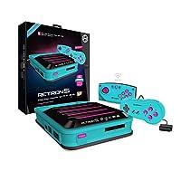 Hyperkin RetroN 5: HD Gaming Console for GBA/ Gbc/ GB/ Super NES/ Super Famicom/ Genesis/ Mega Drive/ Master System (Hyper Beach) - Super NES