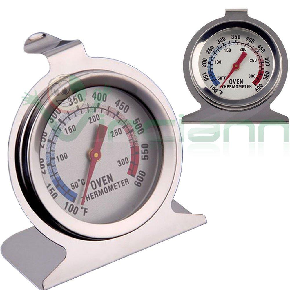 Termómetro acero temperatura interior cocción al horno utensilios ...