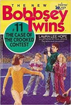 Book The Case of the Crooked Contest (The New Bobbsey Twins No. 11) by Laura Lee Hope (1989-04-01)
