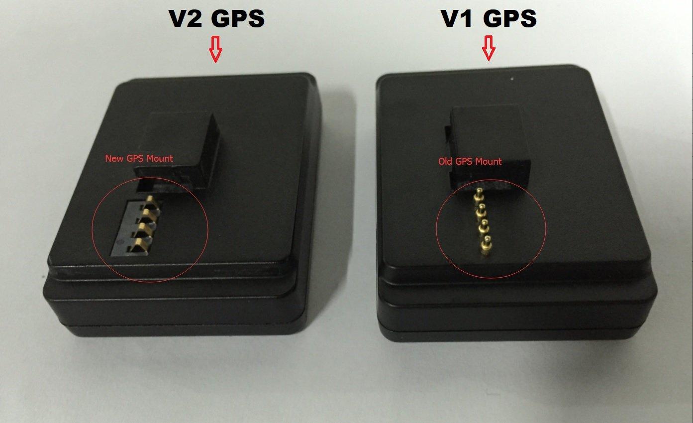 VIOFO A119SG Full HD 1080p 60fps Car Dash Camera with Sony Exmor IMX291 Sensor (V2 Model) + GPS Mount + 90 Degree miniUSB Adapter