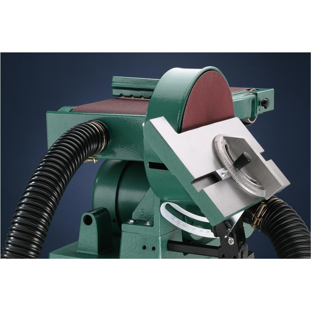Grizzly G1014Z Disc Z Series Combination Sander with Belt, 6 x 48-Inch by Grizzly (Image #5)