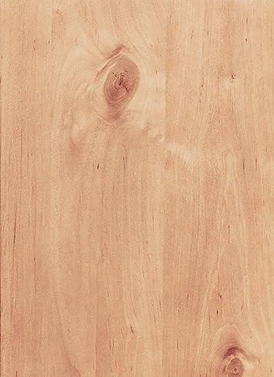 Paperback Sheet Alder Clear Wood Veneer 4X8 10 mil