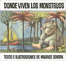 Resultado de imagen de Donde viven los monstruos, Maurice Sendak