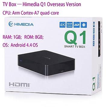 HiMedia Q1 Smart TV Box Windows 7 64-BIT
