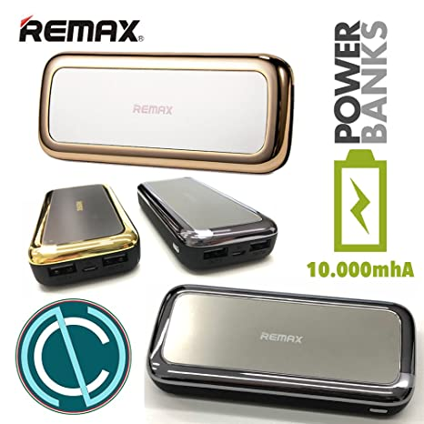 Power Bank Remax Mirror Series rpp-36 10000 mAh Cargador ...