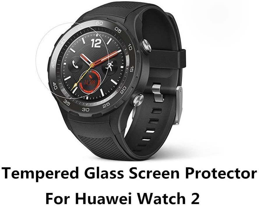 Huawei Watch 2 protector de pantalla (3 paquetes), CAVN de vidrio ...