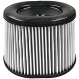 S&B Filters KF-1035D High Performance Replacement Filter (Disposable, Dry Media)