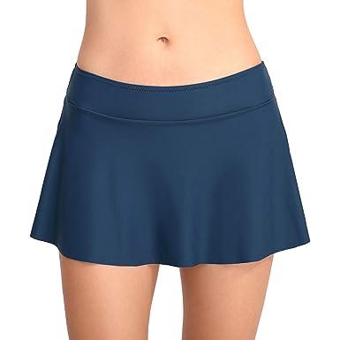 TeamWorld Mujer Tankini Deporte Clásicos Pantalones Cortos de ...
