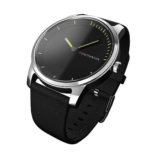 Kobwa Männer Das Handgelenk Smart Watch Rundem Bildschirm Super