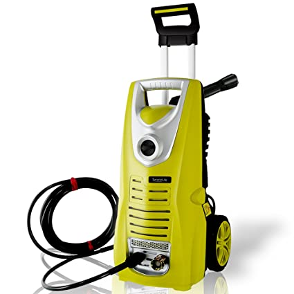 Amazon.com: Serenelife Electric Pressure Washer - Powerful Heavy ...
