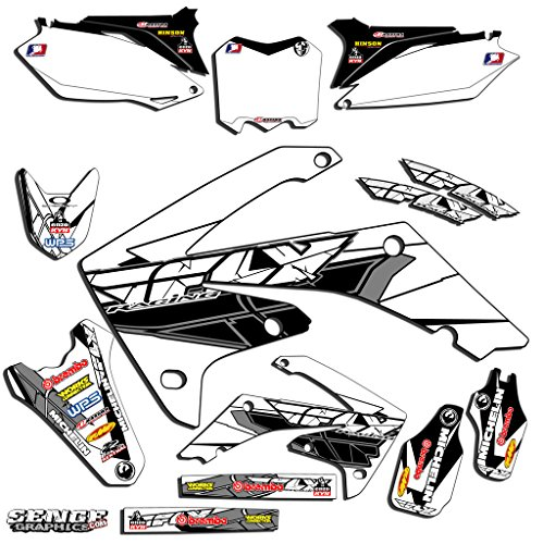 05 crf 450 graphics kit - 3