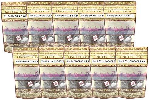 ユナイテッドリーフ アールグレイルイボスティー ティーバッグ 2g×25袋入り 10個セット