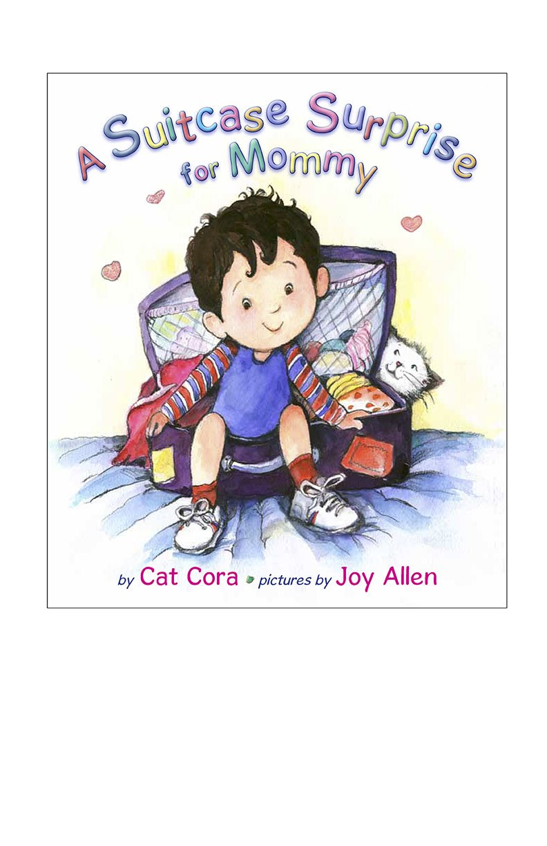 Download A Suitcase Surprise for Mommy pdf