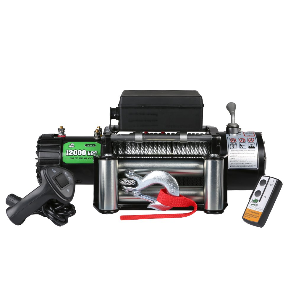 Offroad Boar Waterproof Winch}