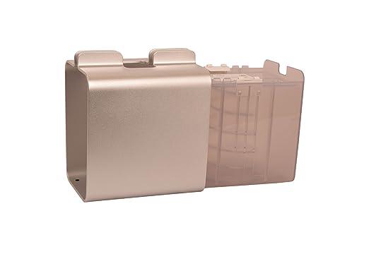 Amazon.com: Tork 73350 Image Xpressnap Napkin Dispenser, Aluminum, 8.23