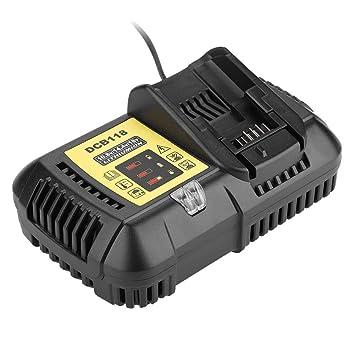 Eboxer Cargador de batería de Litio de 4.5A 100-240V para ...