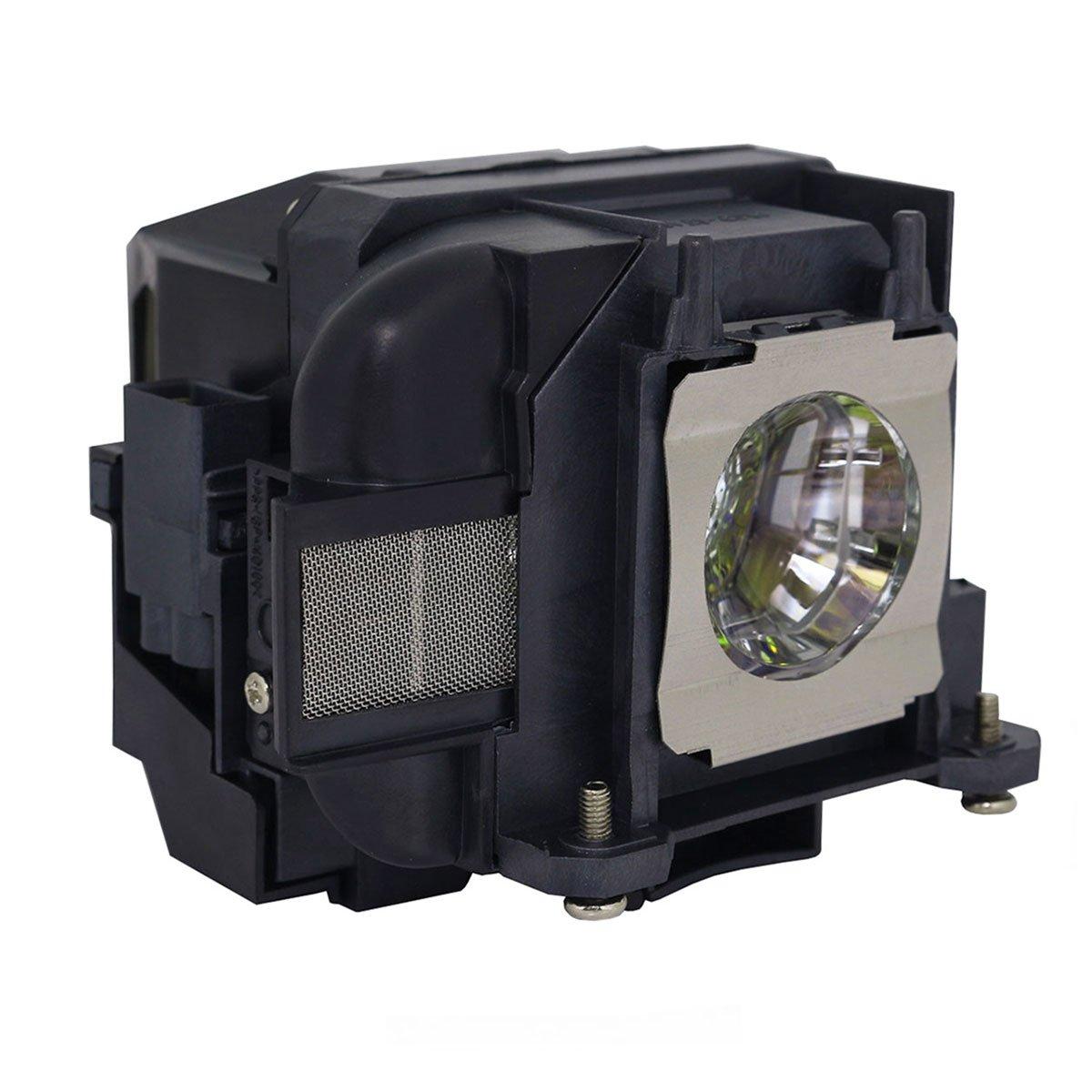 Original Osram Projektoren Ersatzlampe mit Geh/äuse f/ür Epson ELPLP88