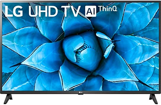 LG 43UN7300PUF Alexa - TV LED inteligente (43 pulgadas, 4K, Ultra HD (2020): Amazon.es: Electrónica
