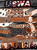 USWA Memphis Wrestling 2 TV Episodes 1990 Vol 10