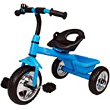 R for Rabbit Tiny Toes The Smart Plug and Play Tricycle, Blue