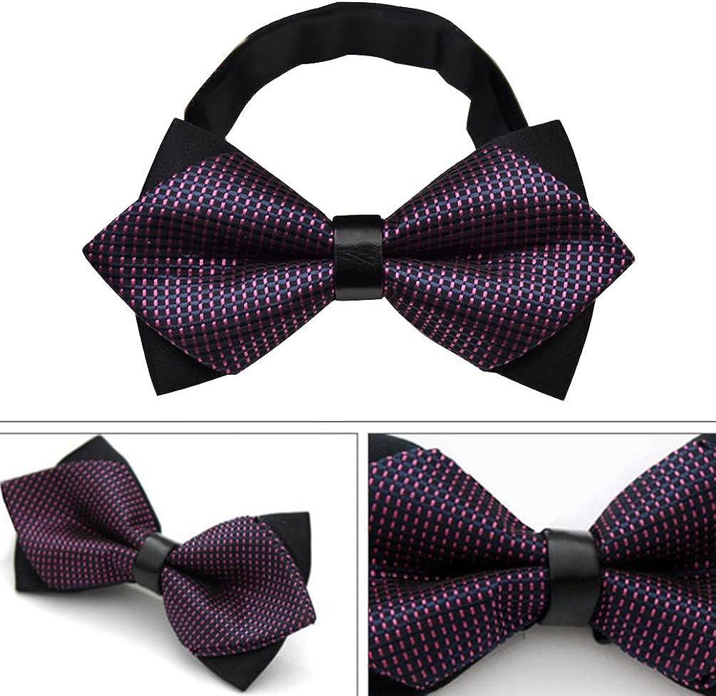 NiSeng Boda del Smoking Corbata Elegante Corbatas de Boda ...