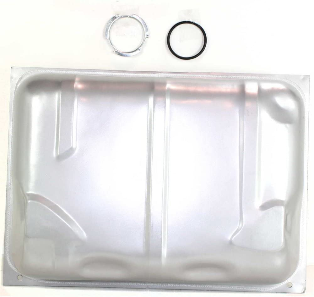 Fuel Tank for Jeep Wrangler 87-90 6Cyl Large Gauge Hole 3-1//8 15 Gallon Capacity//57 L