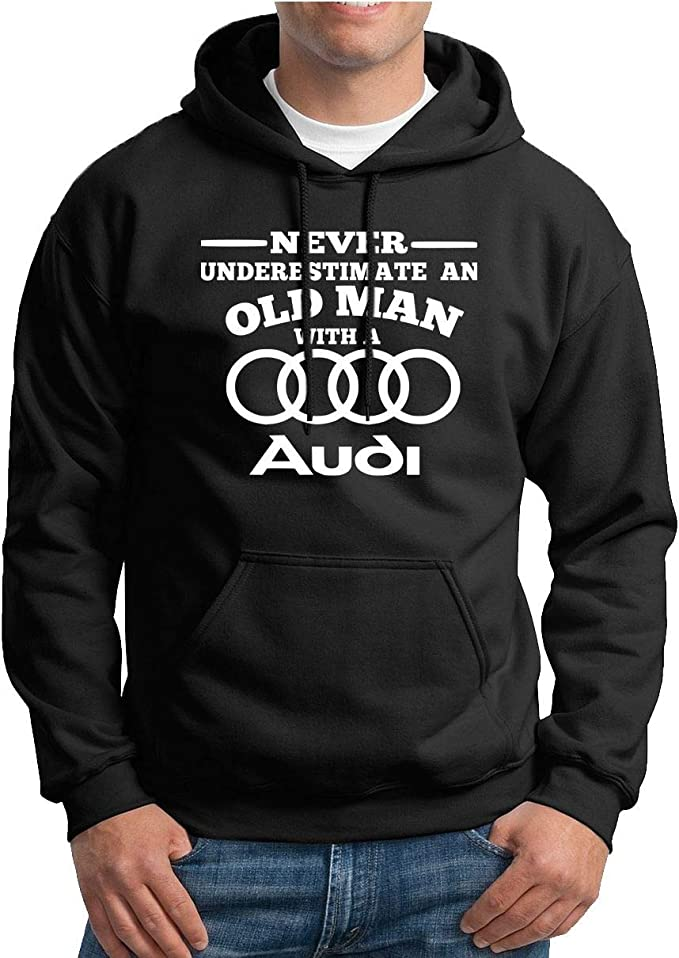 Audi Hoodie Sweatshirt