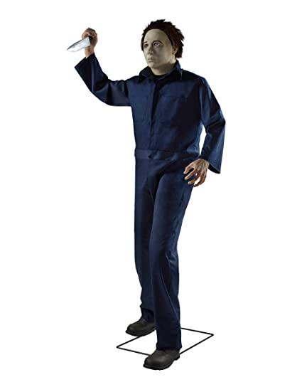Image Unavailable Image Not Available For Color 6 Ft Michael Myers Animatronics