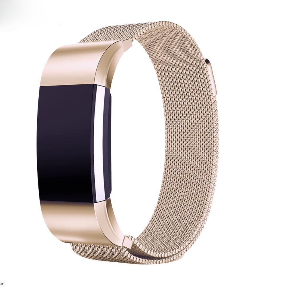 PEZAX Replacement Band for Fitbit Charge 2 - Champagne