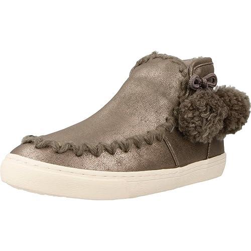 Zapatillas para niï¿œa, color Plateado , marca GIOSEPPO, modelo Zapatillas Para Niï¿œa GIOSEPPO 41795G Plateado: Amazon.es: Zapatos y complementos